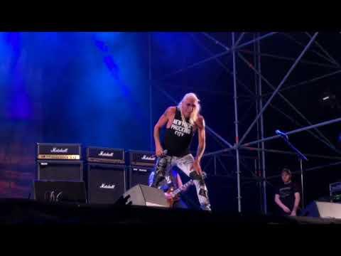 Dee Snider - Live at Skogsröjet 2018 - Full show