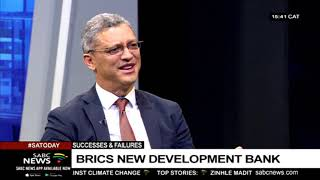 Success and failures of the BRICS Bank: Leslie Maasdorp