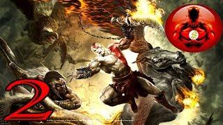 +18 Прохождение Игры God of War 2 Часть 2 - Спасение Пегаса!!!