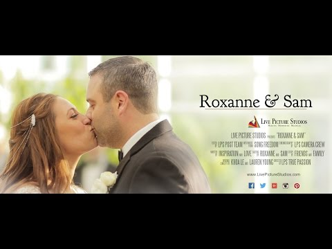 Roxanne and Sam Wedding Film by Live Picture Studios