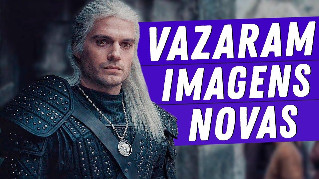 Download Vazaram NOVAS imagens da série de The Witcher da Netflix e agora tudo faz sentido!