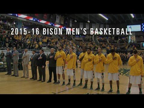 North Dakota State Men's Basketball 2015-16 Highlight ...