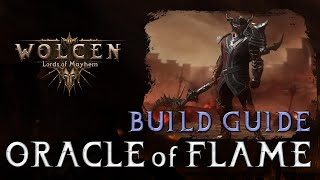 Wolcen Build Guide: Oracle Of Flames Mage