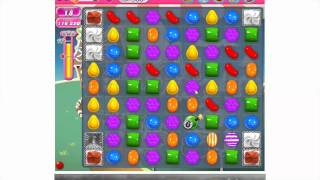 How to play Candy Crush Saga Level 144 - 3 stars - No booster
