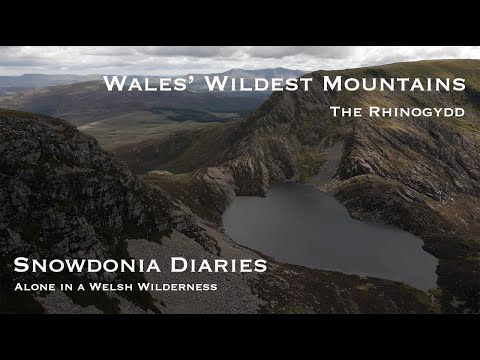 Wales' Wildest Mountains - The Rhinogydd