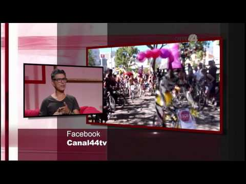Ángulos: World Naked Bike Ride Guadalajara 2015