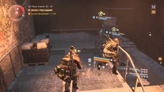The Division Angry British Guy