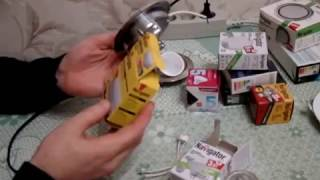 видео Светильники потолочные светодиодные встраиваемые для натяжных потолков