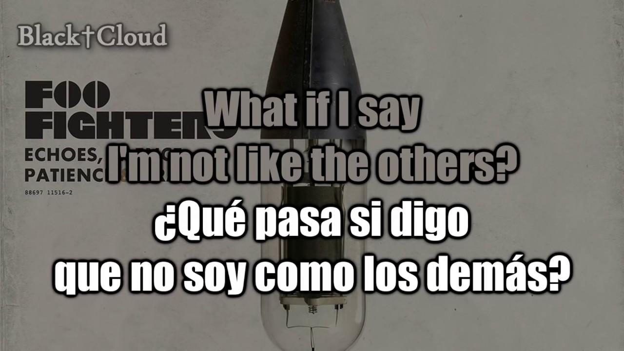 Foo Fighters - The Pretender (Sub Español   Lyrics) - YouTube