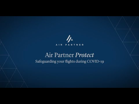Air Partner Protect - Safegaurding your flights during COVID-19