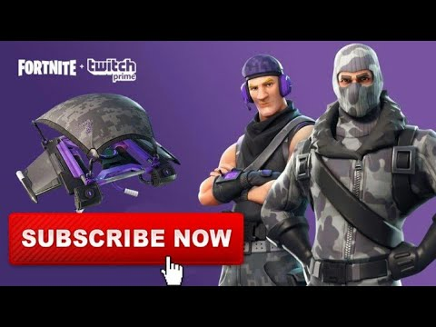 how to claim twitch prime pack 1