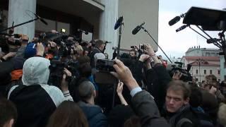 Навальный на митинге в Кирове 17 апреля-2(, 2013-04-18T14:19:34.000Z)