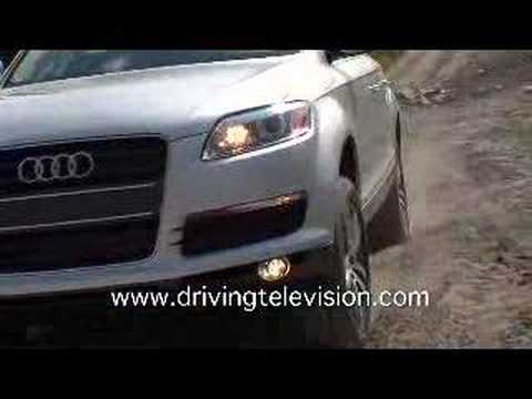 Driving Television AudiQ7 Review