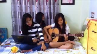 Liên Khúc Whistle - Price Tag - Payphone (Guitar Cover) - Yo Phạm ft. Quỳnh Doll
