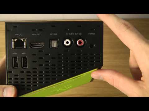 D-Link Boxee Box - Unboxing