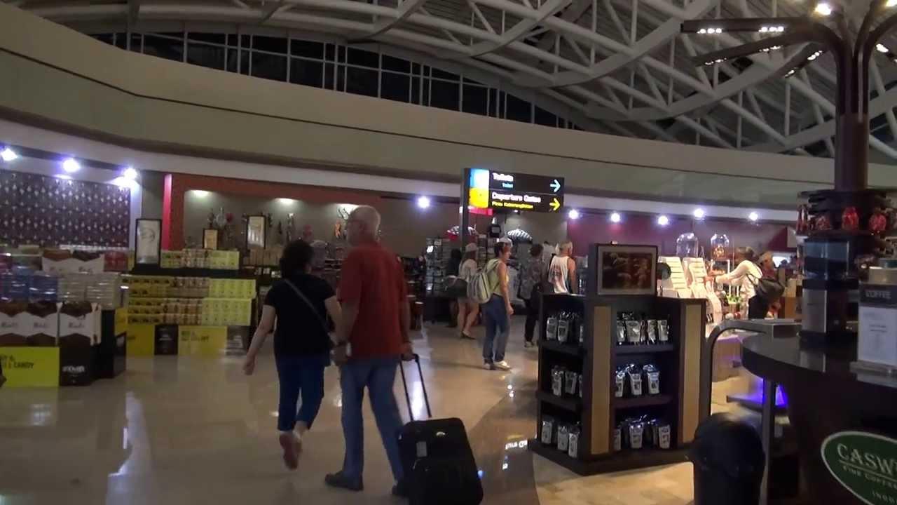 Bali Airport Ngurah Rai International Airport Youtube