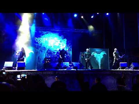 Paradise Lost - Desolate + Widow (Live Sonisphere Spain 2012)
