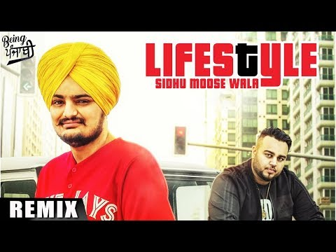 Lifestyle (REMIX) Sidhu Moose Wala ft. Banka | Sidhu Moosewala New Song | Latest Punjabi Song 2017
