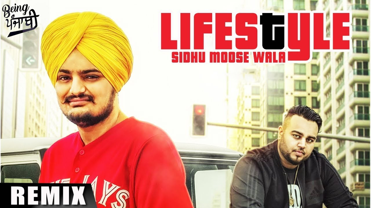 Lifestyle (REMIX) Sidhu Moose Wala ft  Banka | Sidhu Moosewala New Song |  Latest Punjabi Song 2017