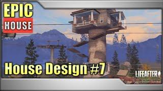 DESAIN RUMAH UNIK LIFEAFTER (Part 2) - Lifeafter House Design
