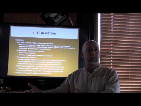 Part 1 of 2 Jihad: An Enemy, both Foreign and Domestic