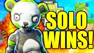 HOW TO GET MORE SOLO WINS & HAVE PERFECT AIM IN FORTNITE TIPS HOW TO GET BETTER AT FORTNITE!