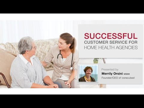 Axxess | Successful Customer Service For Home Health Agencies