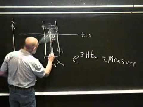 Holographic Cosmology with Leonard Susskind - part 1