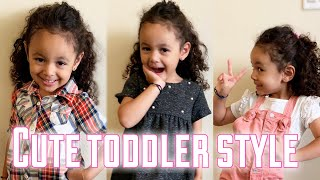 FASHIONABLE TODDLER OUTFIT IDEAS!