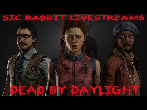 DEAD BY DAYLIGHT PC/DERANK RACE(LOLZ) SHORTY STREAM/NOT PG/HD1080P 60FPS