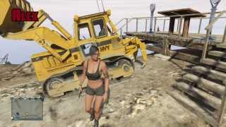 Grand Theft Auto V: Online Dating Guide