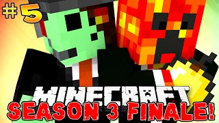 "Minecraft UHC Season 3 - ""THE FINALE!"" #5 with Preston & PeteZahutt!"