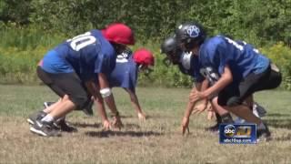 Cougars seeking community help with football equipment