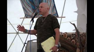 Singularity Archetype - Jonathan Zap at Burning Man 2013