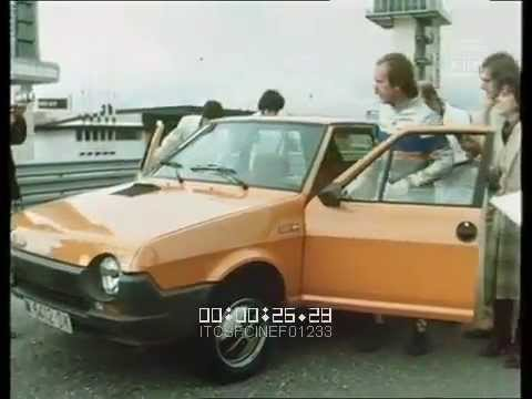 Anuncio Seat Ritmo 1979 1980
