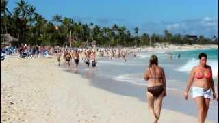 beach of grand paradise bavaro beach resort spa casino 4
