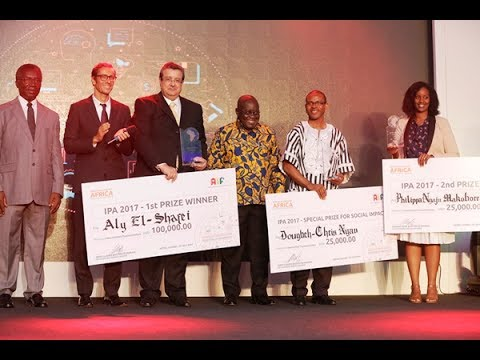 Ghana hosts 6th Innovation Prize for Africa Awards