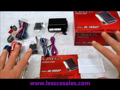 Factory Upgrade Alarms (car dealer special) My Review Of The AL100DP