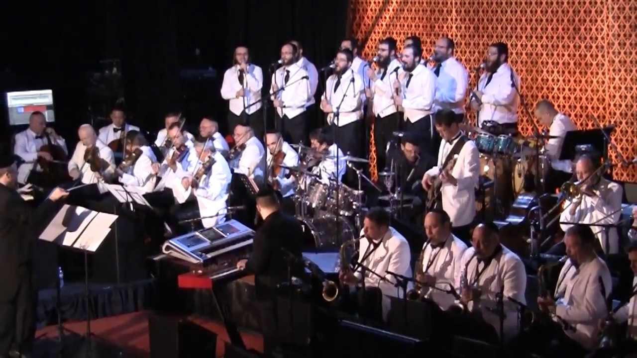 """""""Victory"""" - Freilach """"Big"""" Band, Yedidim Choir, Dudi Kalish Live!"""