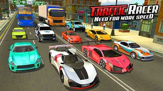 Racing in Highway Car 2018: City Traffic Top Racer by (GAME BLAST STUDIO): FHD Android Game Play