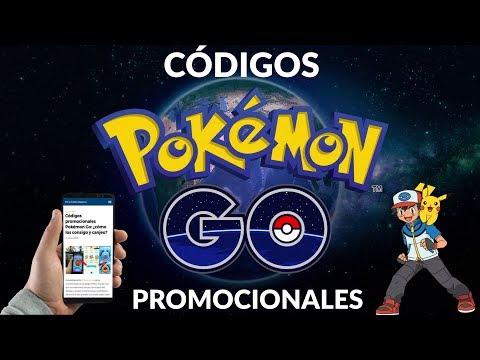 Códigos Promocionales Pokémon Go: ¿Cómo los Consigo y Canjeo?
