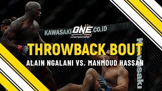Alain Ngalani vs. Mahmoud Hassan | ONE Full Fight | Throwback Bout
