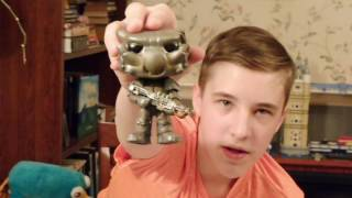 Funko Pop X01 Power Armor