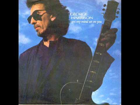 George Harrison - I've Got My Mind Set On You