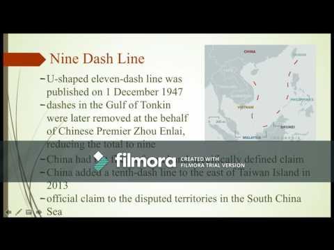 Final South China Sea Dispute