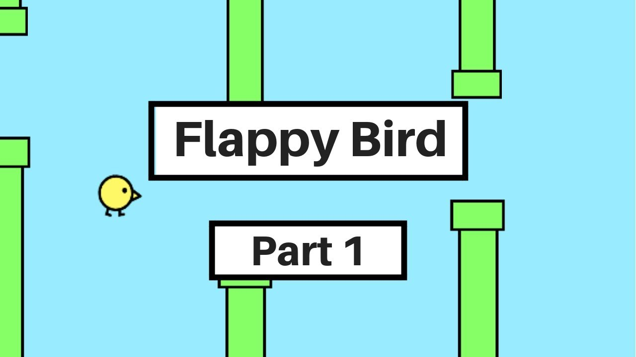 Scratch 3.0 Tutorial: How to Make a Flappy Bird Game in Scratch (Part 1)
