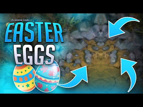 "Clash of Clans - ""HIDDEN EASTER EGGS!"" - Illuminati Confirmed + Weird Easter Eggs!"