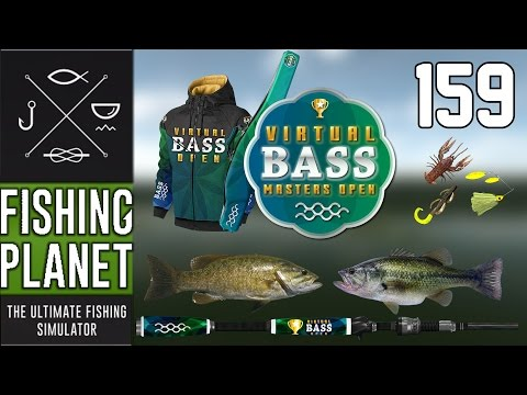 FISHING PLANET #159 - 1500$ Virtual Bass Masters Open || Let's Play Fishing Planet || PantoffelPlays
