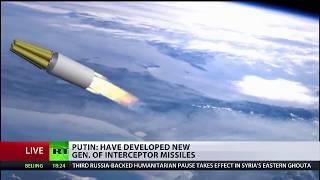 Russlands Wunderwaffen (2): Putin präsentiert Rakete