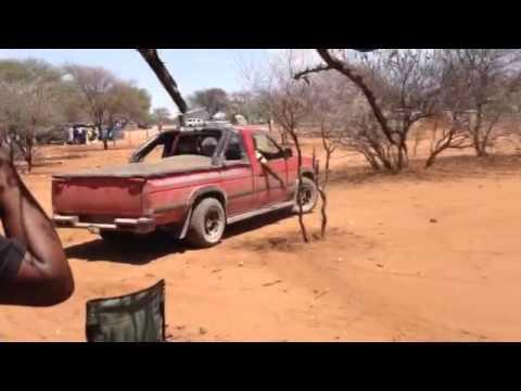 Nissan 3 0 v6 Namibia  YouTube